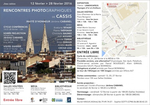flyer cassis